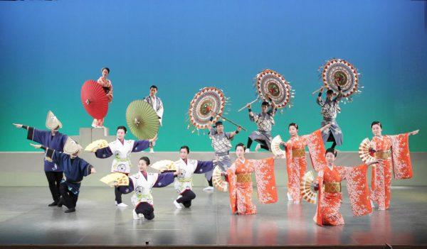 日本を代表する舞踏集団「菊の会」