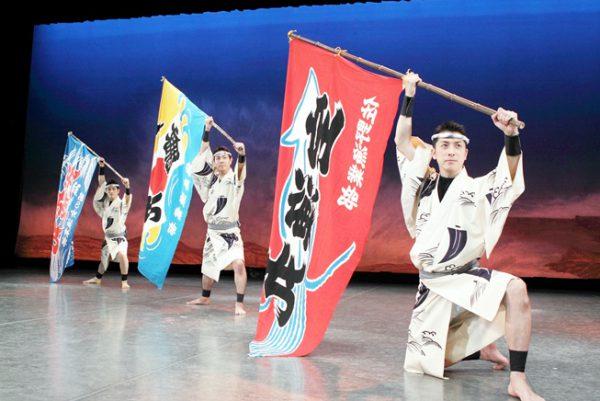 日本の舞踊とは?