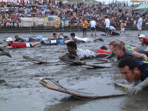 ガタリンピック競技の一例