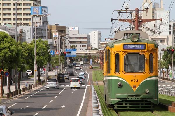 鹿児島市電(鹿児島県)