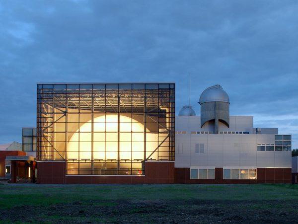 宇宙気分に浸れる科学館サイパル