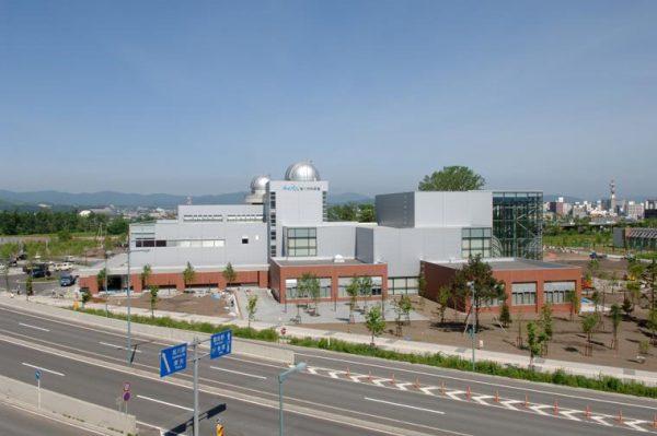 北海道最大規模を誇る科学館