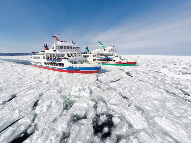 砕氷船おーろら号プラン