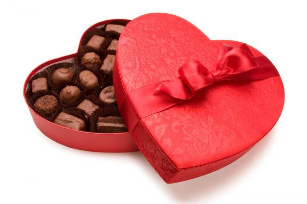 義理でも貰うと嬉しいチョコレート