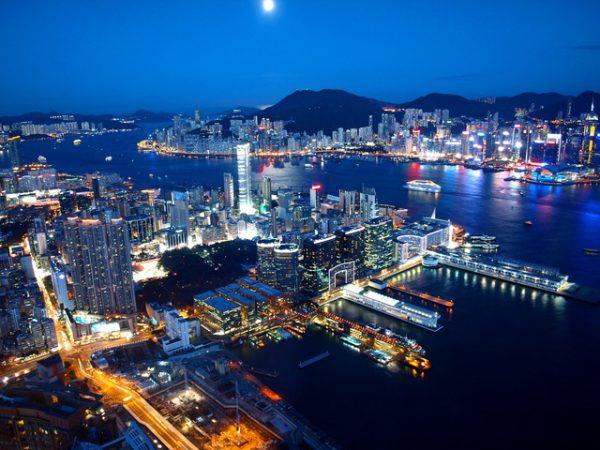 香港へ社員旅行