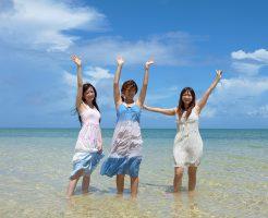 グループ旅行で人気の沖縄