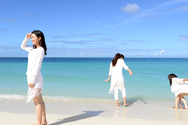 合宿旅行で人気No1は沖縄