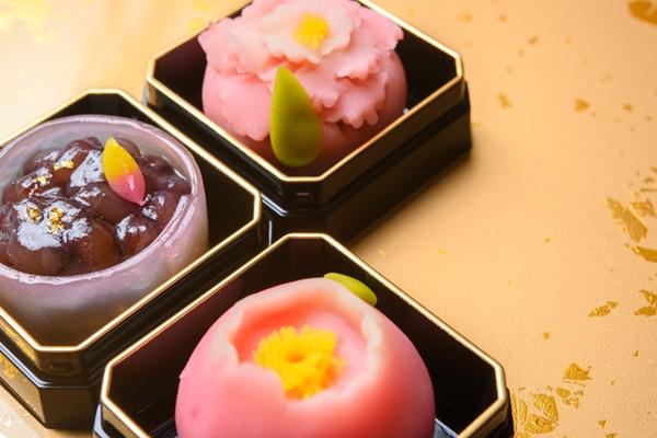 京都で和菓子作り体験