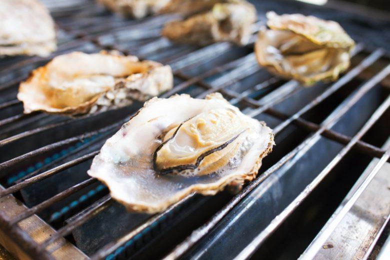 赤穂産の牡蠣
