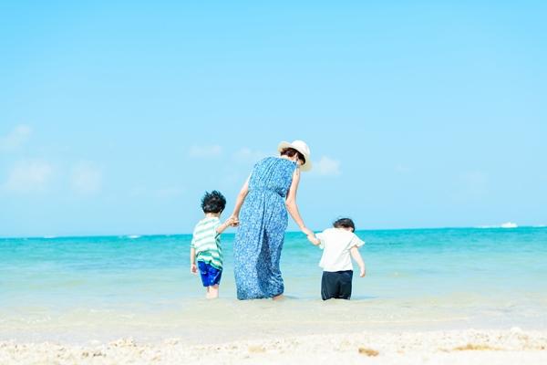 親子三世代・四世代で楽しい沖縄旅行