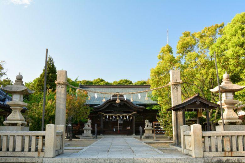 赤穂・いわつひめ神社