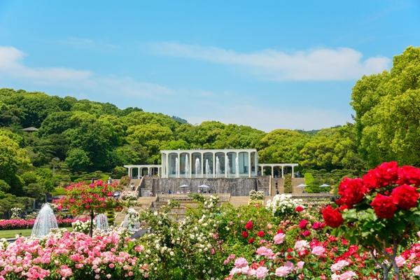 神戸須磨離宮公園