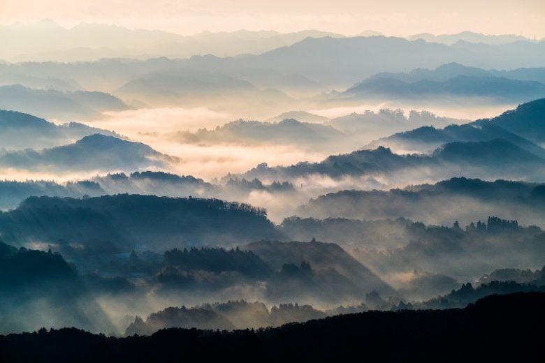 鹿野山九十九谷の雲海