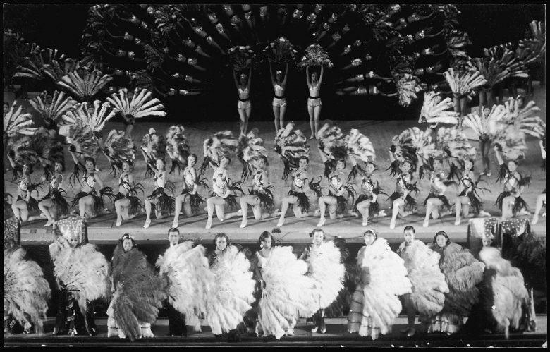 OSK日本歌劇団第1次黄金期の様子