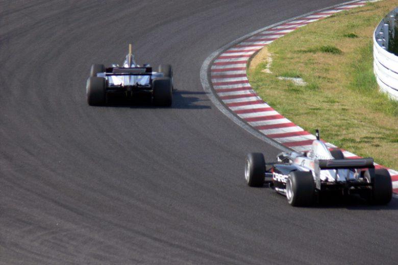 鈴鹿サーキット・F1レース