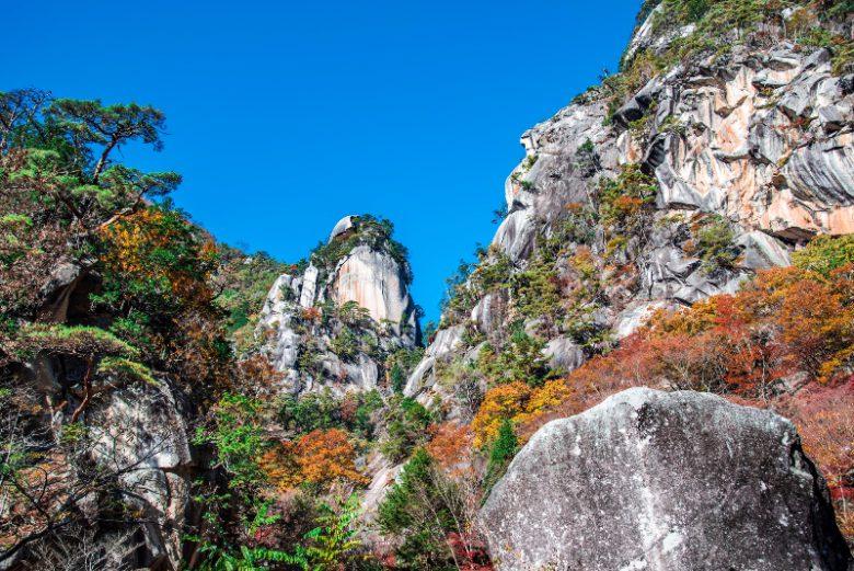 昇仙峡・覚円峰