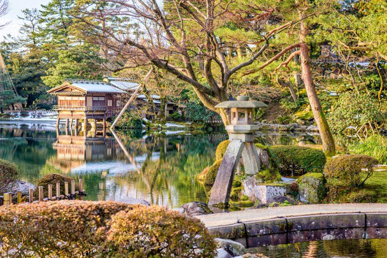 関西発社員旅行で人気の石川