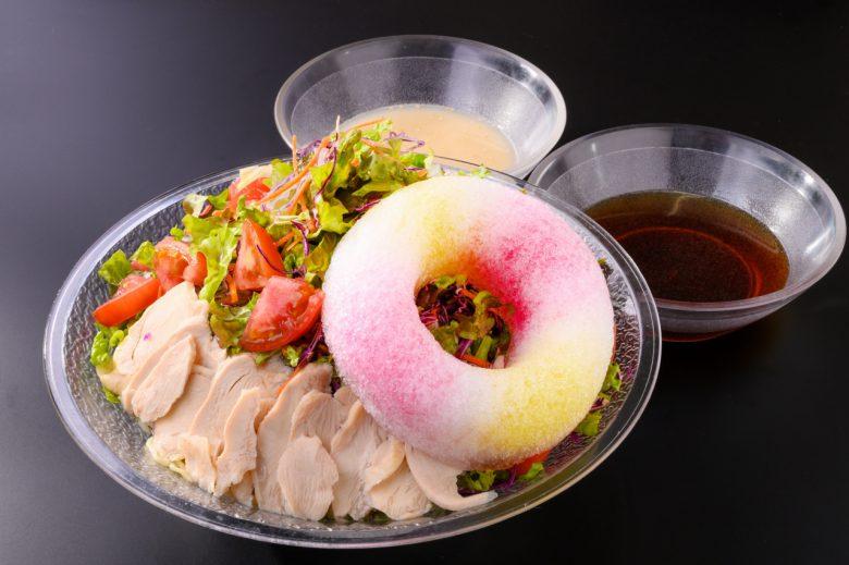 アドベンジャンボメガ冷麺(アドベンチャイナ店)