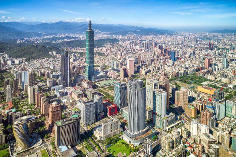 関東出発社員旅行で人気No.2は台湾