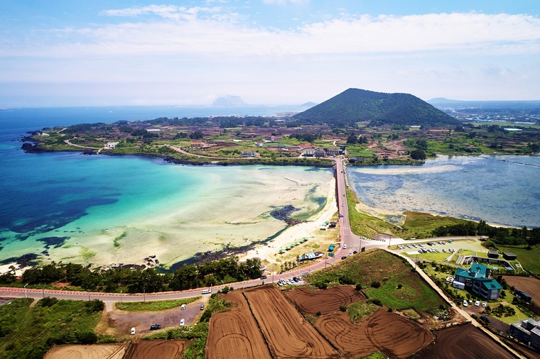 韓国・済州島