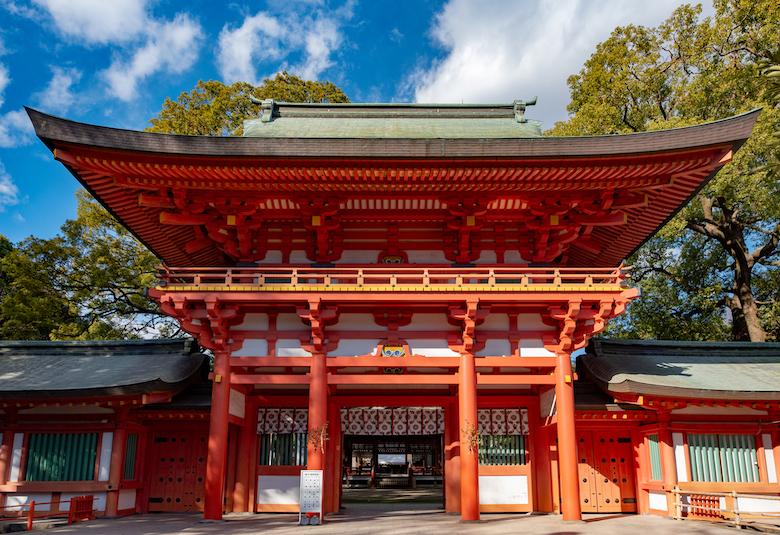 さいたま市武蔵一宮氷川神社