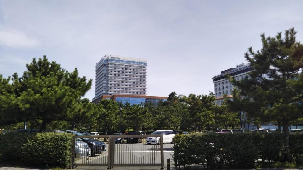 「シーサイドホテル舞子ビラ」