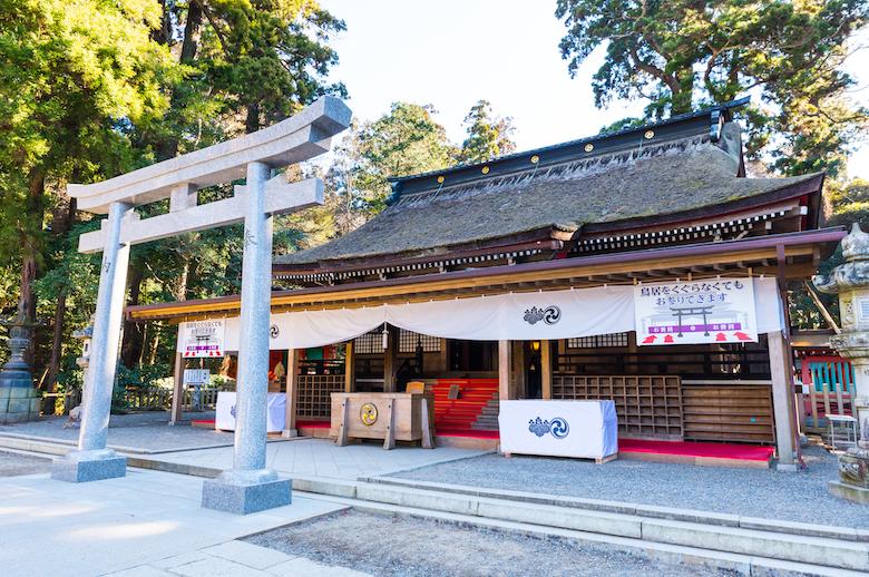茨城県のパワースポット・鹿島神宮