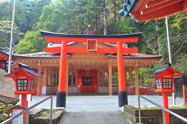 箱根九頭龍神社