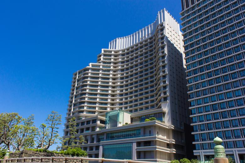 パレスホテル東京は知られざるパワースポット