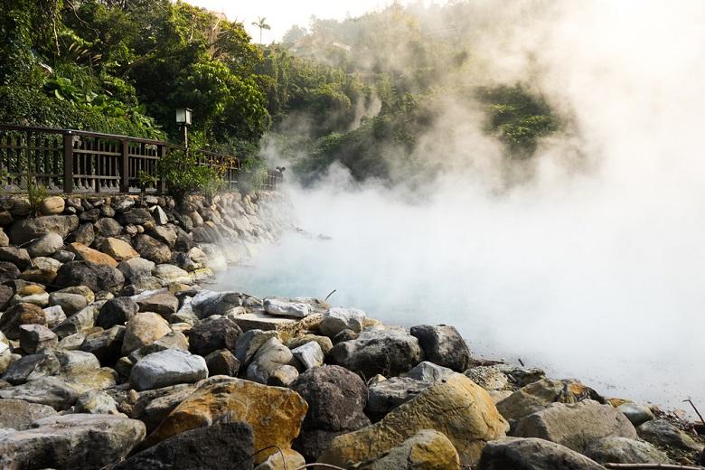 台湾の温泉巡りがおすすめの11月