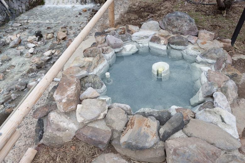 那須温泉・鹿の湯