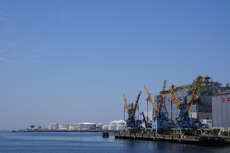 千葉港めぐり遊覧船