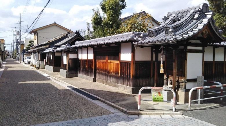 大阪の観光スポットで穴場の久宝寺寺内町