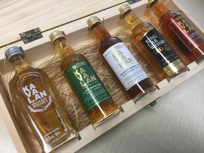 台湾ウイスキー「KAVALAN」