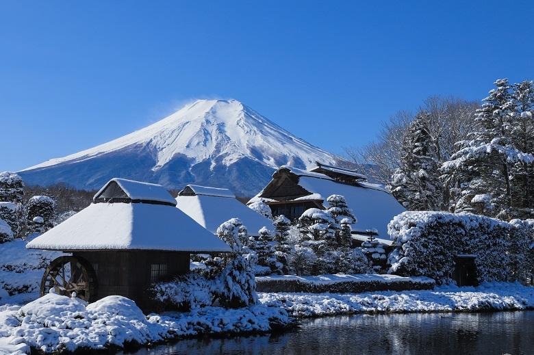 関東出発1月の日帰りバス旅行におすすめの場所まとめ