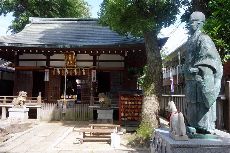 大阪「安倍晴明神社」