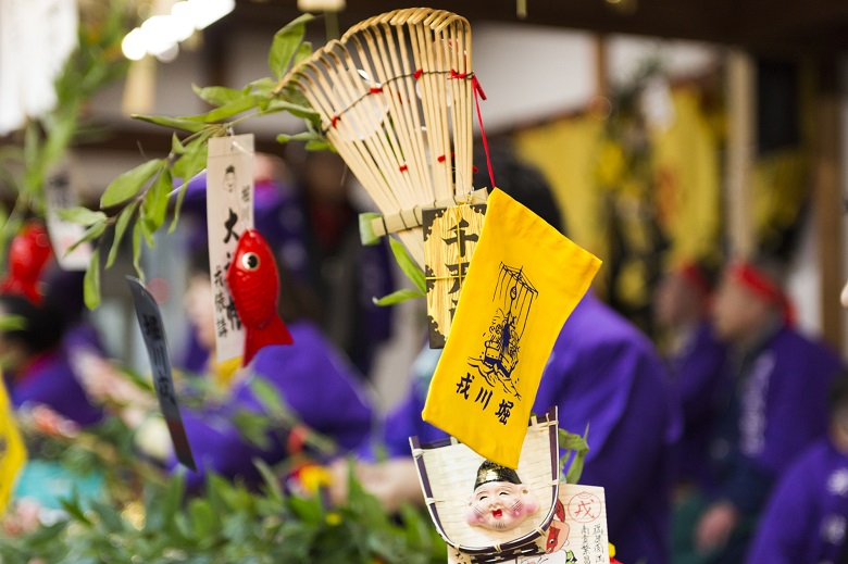 関西のお正月は戎詣で