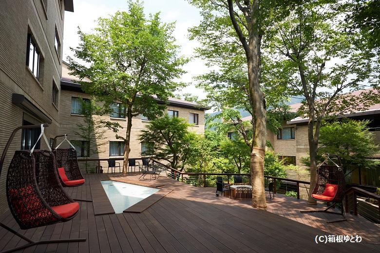 強羅温泉でおすすめの宿「箱根ゆとわ」