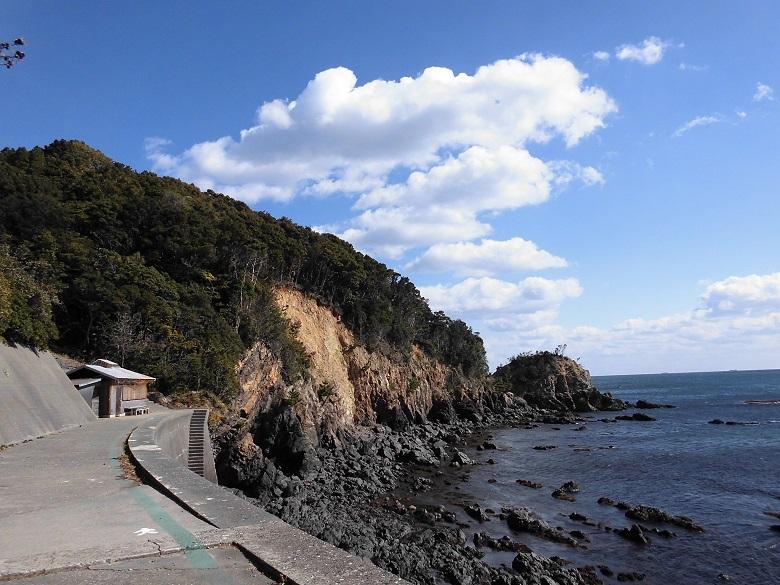 鯨崎遊歩道