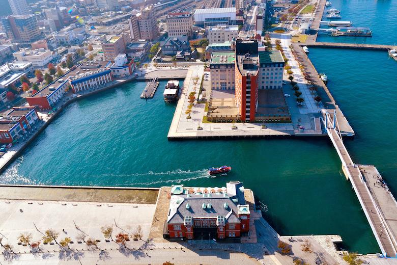 門司港レトロの景色