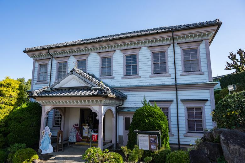 グラバー園 旧長崎地方裁判所長官舎
