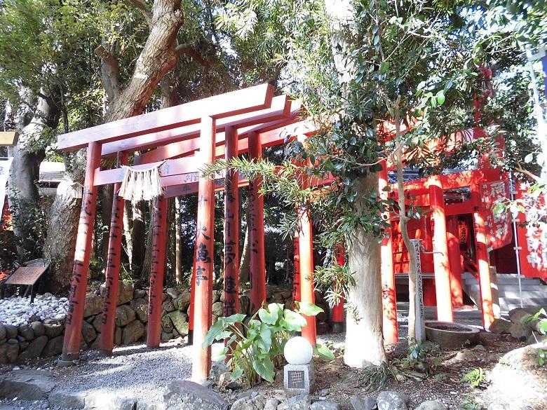 神明神社・石神さん