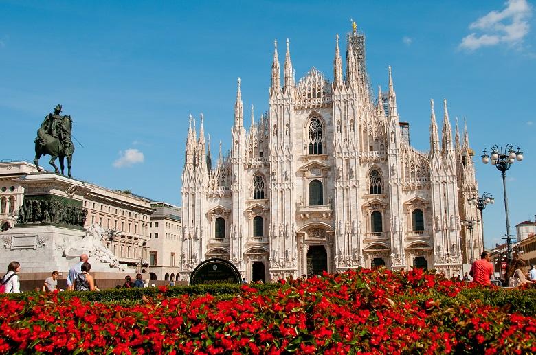 ミラノ団体・グループ旅行はお任せください。