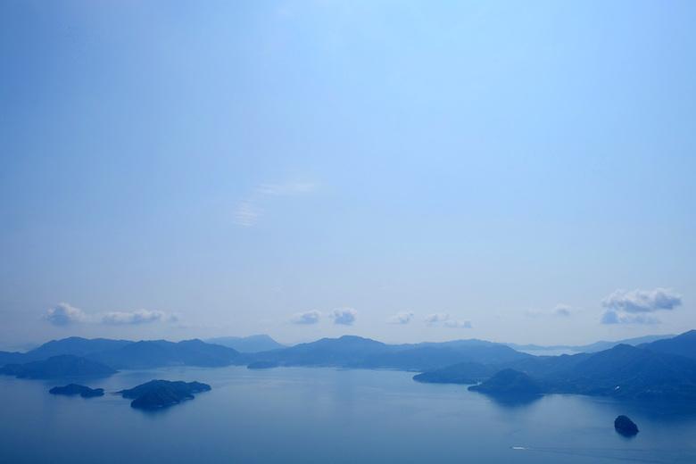 石峰山からの眺め