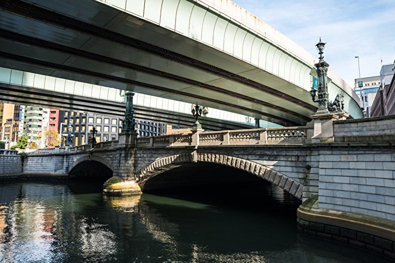 日本橋高架下