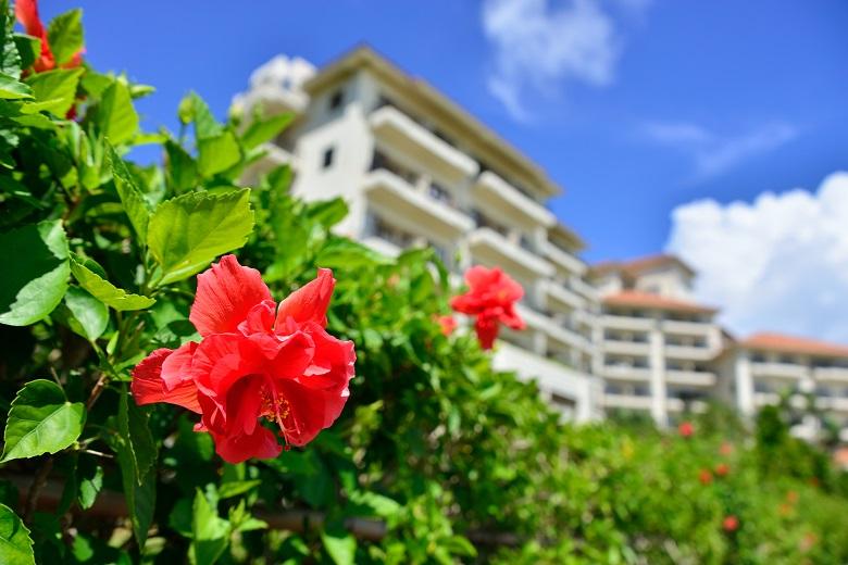 沖縄へ長寿祝旅行