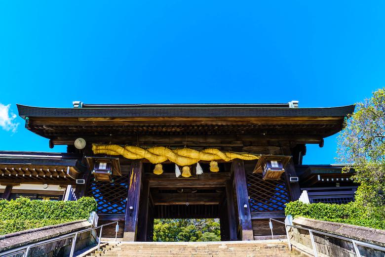 長崎にある諏訪神社