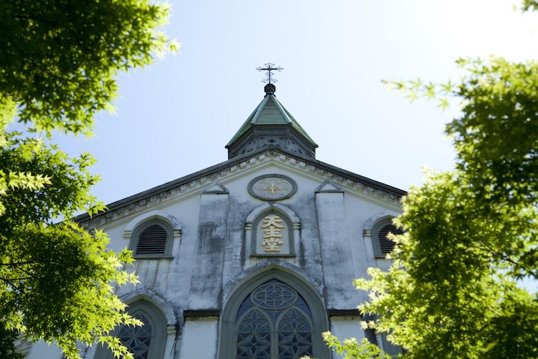 大浦天主堂 天主堂
