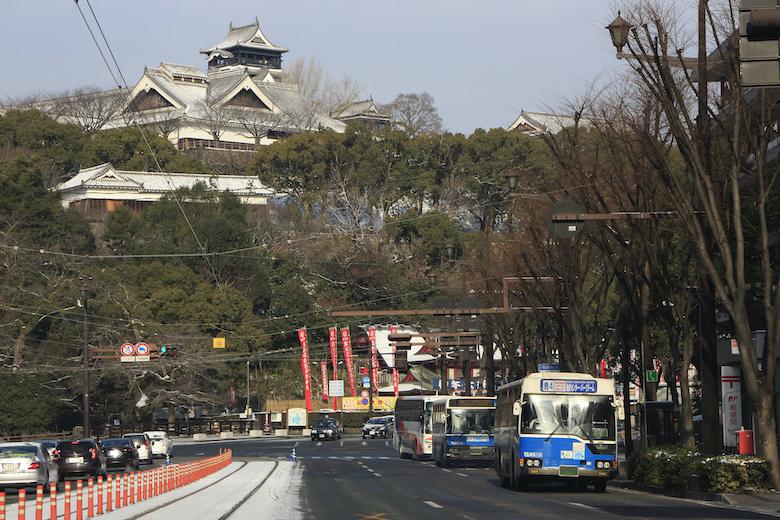 熊本観光 アクセス