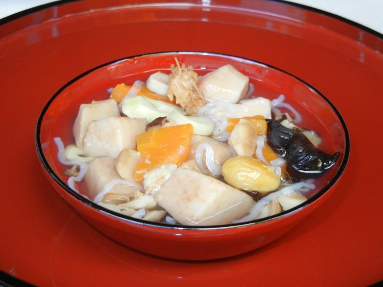 郷土料理・こづゆ
